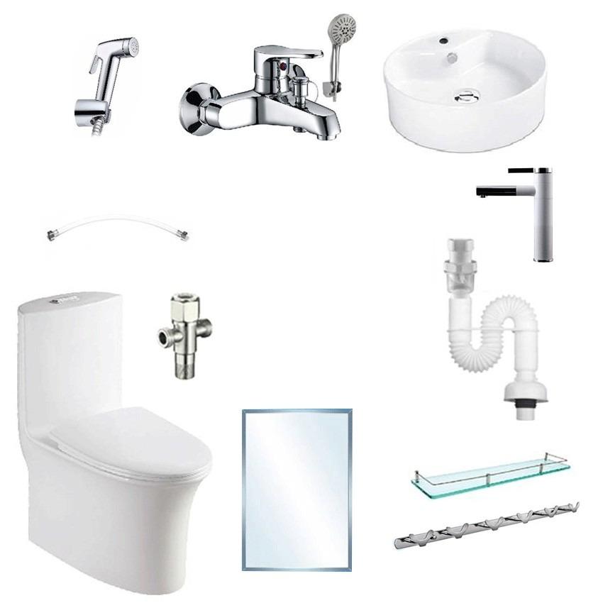 bảng giá thiết bị vệ sinh Inax