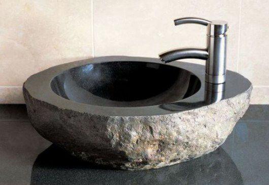 Đặc tính chậu rửa đá cuội