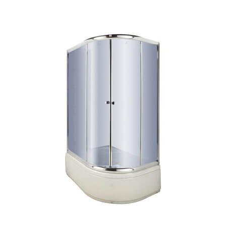 Mẫu bồn tắm đứng Govern JS 8130B không chỉ đơn giản mà còn tiện lợi