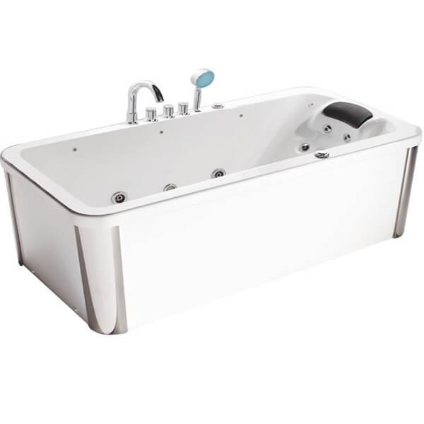 Kích thước bồn tắm góc 1m6