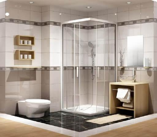 Bồn tắm đứng đế cao là một không gian thư giãn lý tưởng dành cho bạn