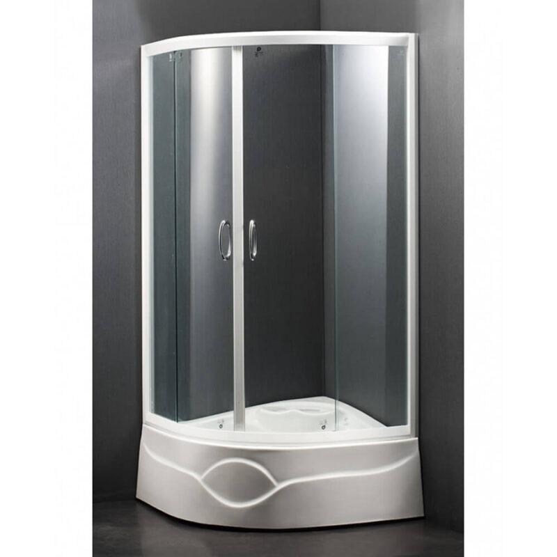 Giới thiệu về bồn tắm đứng góc