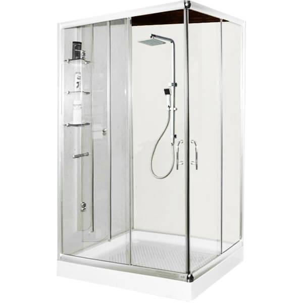 Kích thước bồn tắm đứng cho không gian nhỏ hẹp
