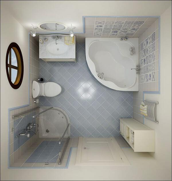 Kích thước cửa nhà vệ sinh nhỏ hẹp thường có thiết kế tối giản