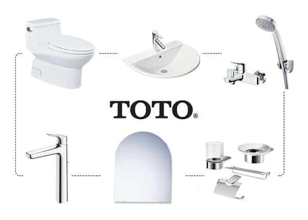 Phụ kiện bồn cầu Toto