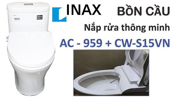 Những ưu điểm nổi bật của bệt Inax 959