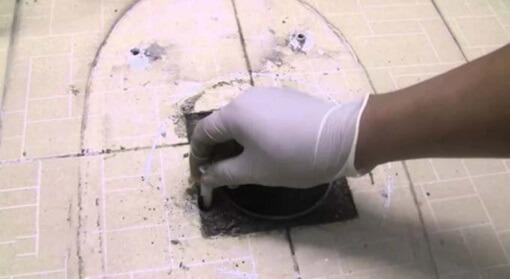 Bố trí mặt bằng để lắp đặt và xử lý các đường ống