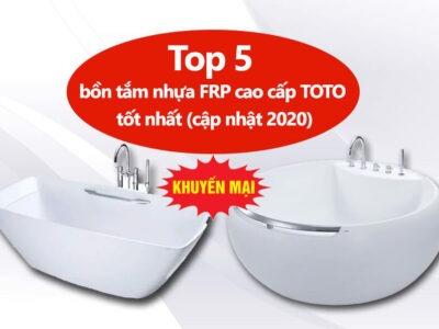 Bồn tắm Toto khuyến mãi