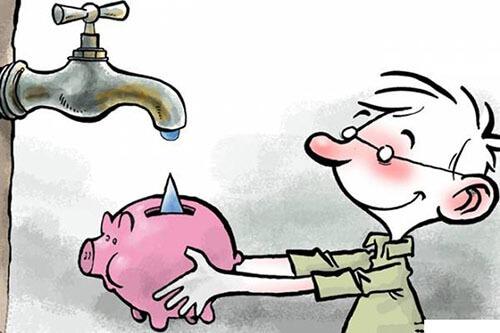 Công nghệ tiết kiệm nước Water saving