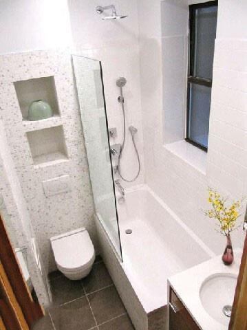 Tối ưu nội thất cho phòng tắm nhỏ