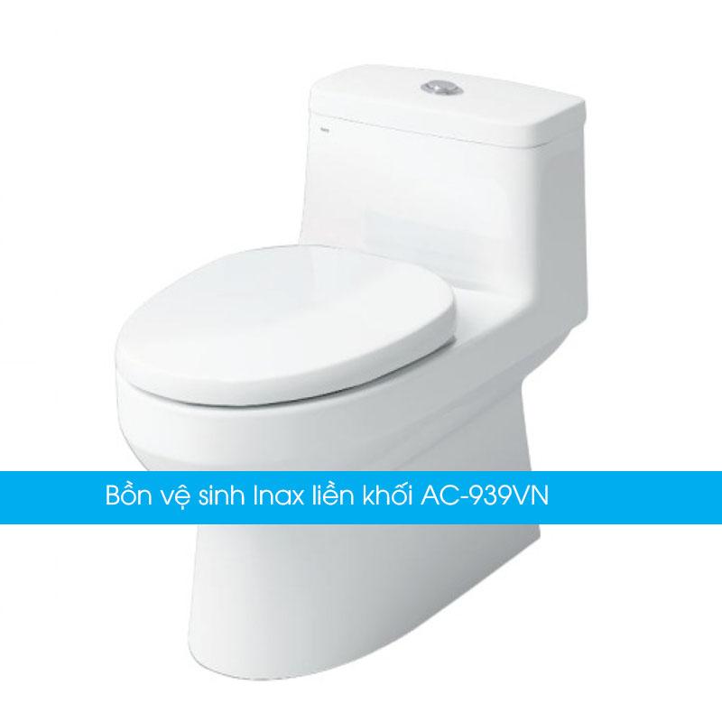 Bồn vệ sinh Inax liền khối AC-939VN