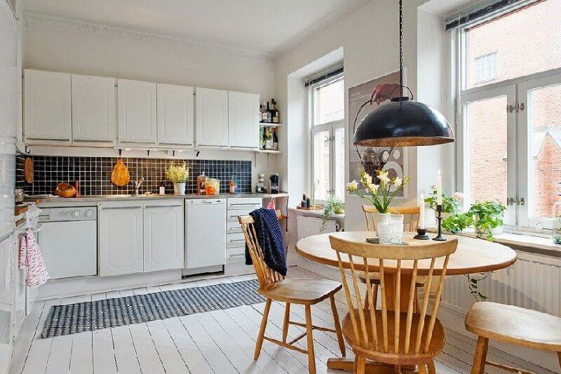 Chọn lựa sàn nhà bếp đẹp và bền bỉ