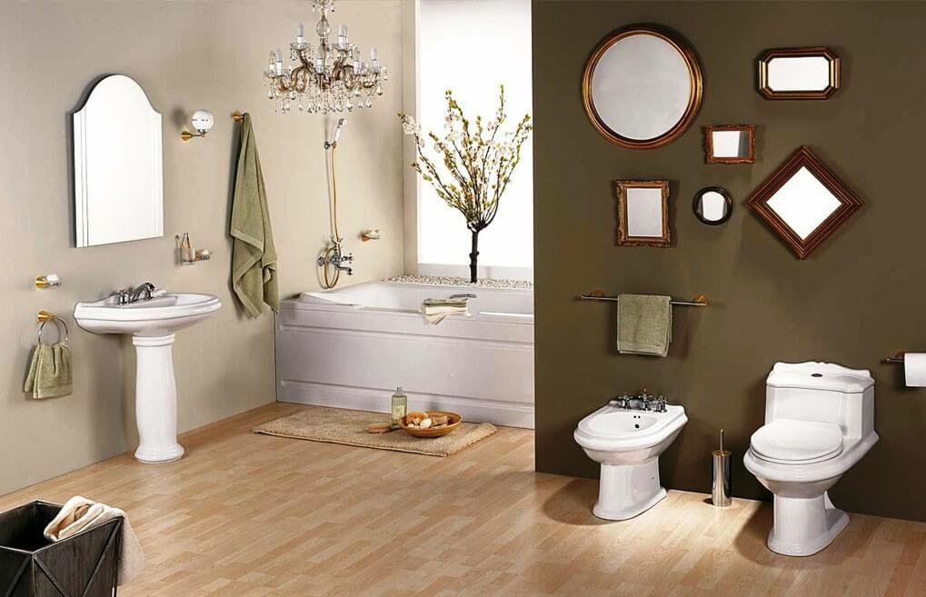 Gợi ý thiết kế nhà vệ sinh hợp phong thủy