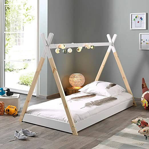 Kích thước giường đơn cho bé