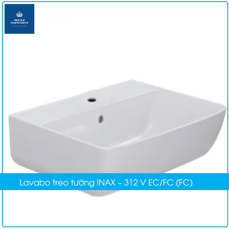 Lavabo treo tường INAX – 312 VEC