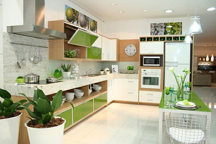 Xu hướng chọn nội thất bếp hiện đại