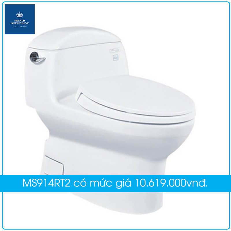 MS914RT2 có mức giá 10.619.000vnđ.