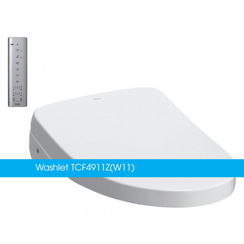 Nắp Washlet TCF4911Z(W11)