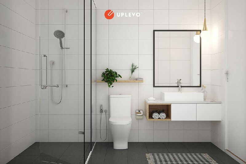 Những mẫu phòng tắm đẹp cho biệt thự