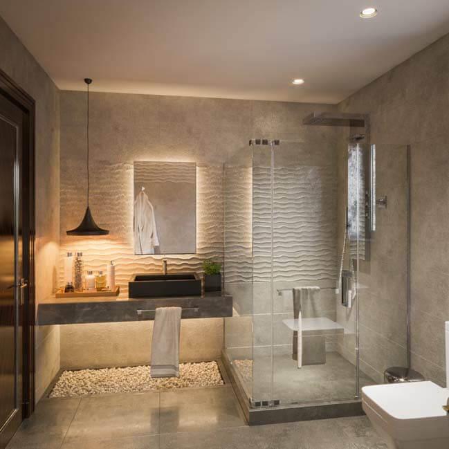 Những mẫu phòng tắm đẹp sang trọng