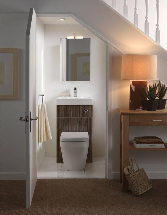 Bồn rửa kết hợp với toilet