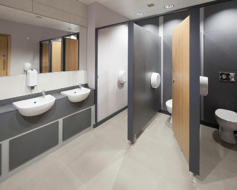 Cung cấp xà phòng và giấy vệ sinh