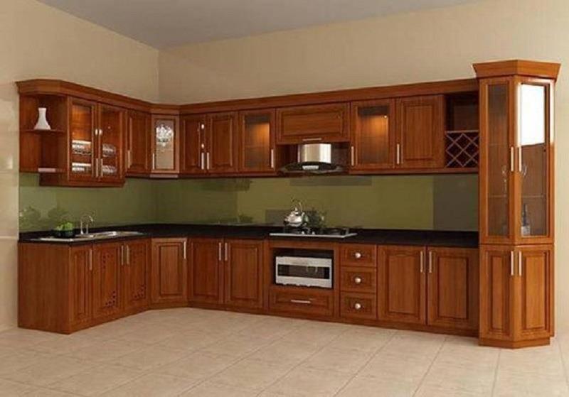 Tham khảo các mẫu thiết kế tủ bếp đẹp hiện đại