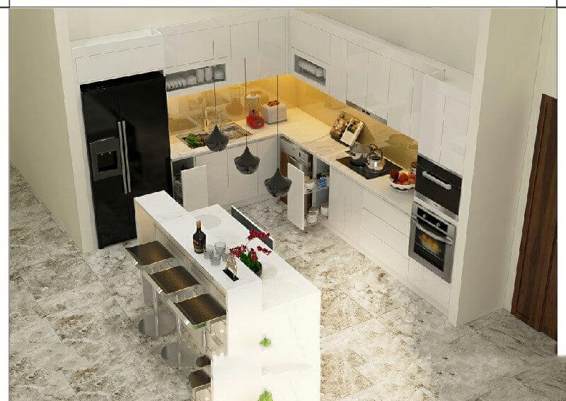 Điều gì tạo nên một nhà bếp đẹp