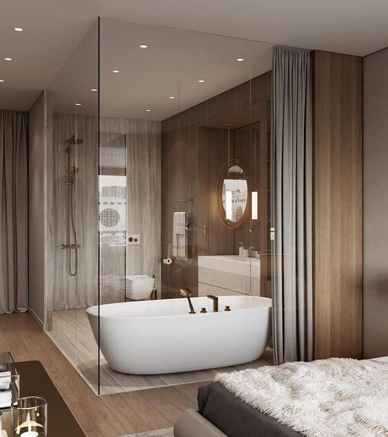 Mẫu nhà vệ sinh đẹp 2019