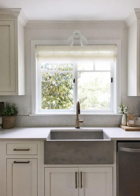 Ý tưởng thiết kế kích thước cửa sổ phòng bếp