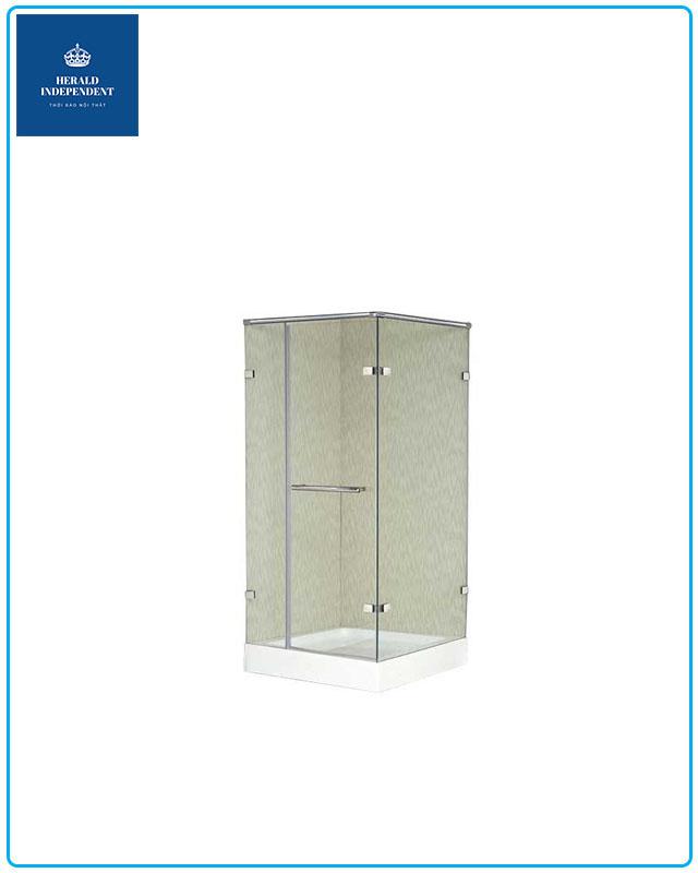 Báo giá bồn tắm đứng - vách kính Caesar SD4320AT-RI