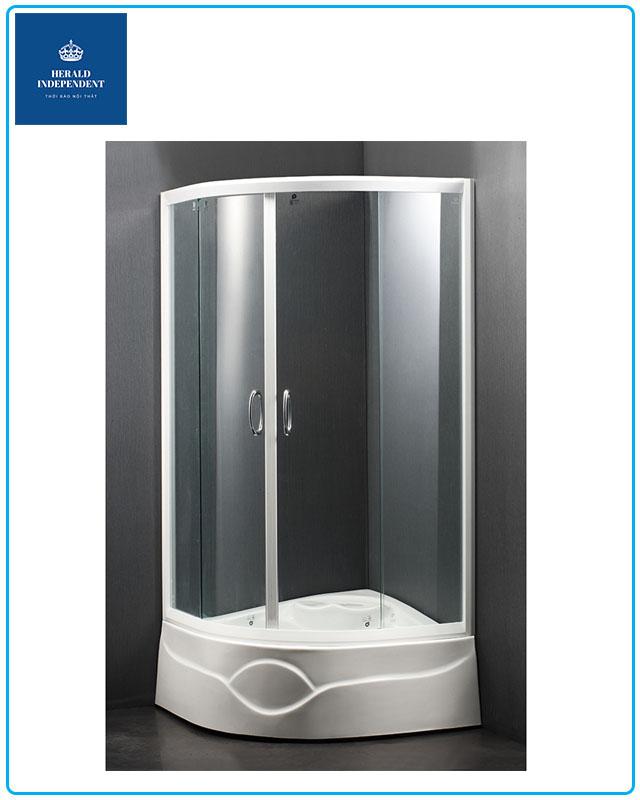 Bồn tắm đứng - vách kính Caesar SPR101 giá bao nhiêu?