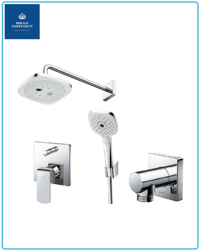Báo giá sen tắm âm tường Toto TBG02304B/TBW02004A/TBW02006A