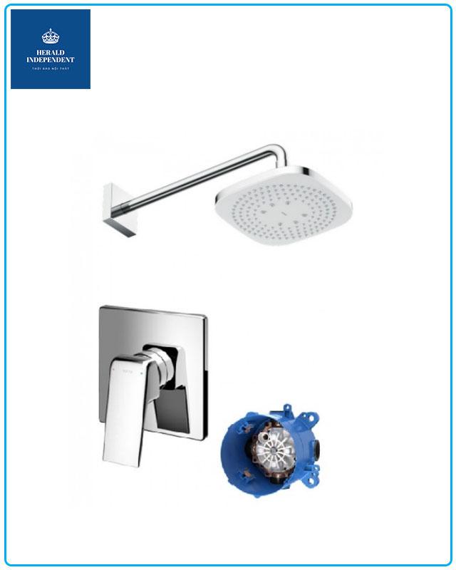 Báo giá sen tắm âm tường Toto TBW02003A/TBG10303V/TBN01001B