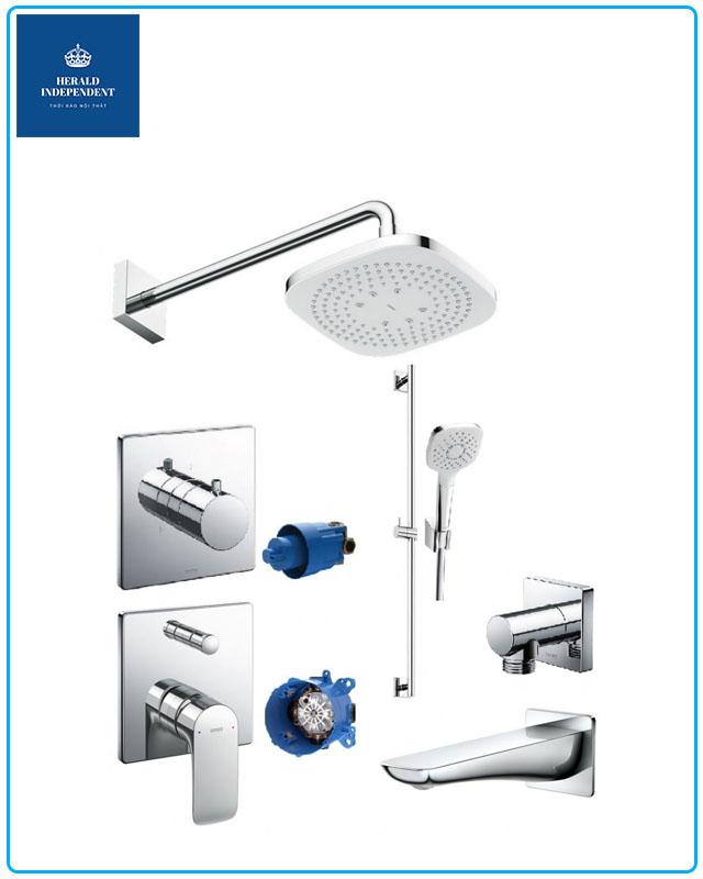 Báo giá sen tắm âm tường Toto TBW02003A/ TBG10304V/ TBW02005A/ TBW02011B/ TBW0201