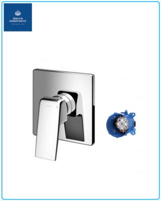Bộ xả Lavabo - phụ kiện van điều chỉnh nóng lạnh Toto kèm phụ kiện âm tường TBG10303V/ TBN0100B