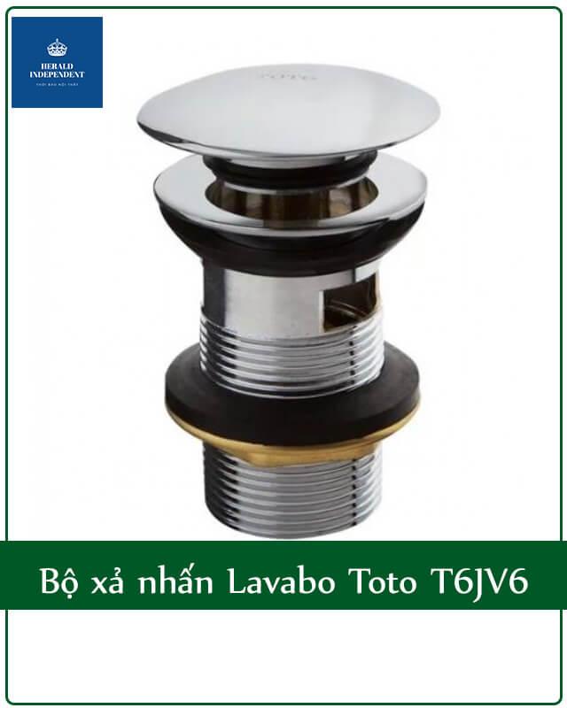 Bộ xả nhấn Lavabo Toto T6JV6