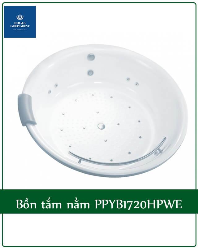 Bồn tắm nằm PPYB1720HPWE