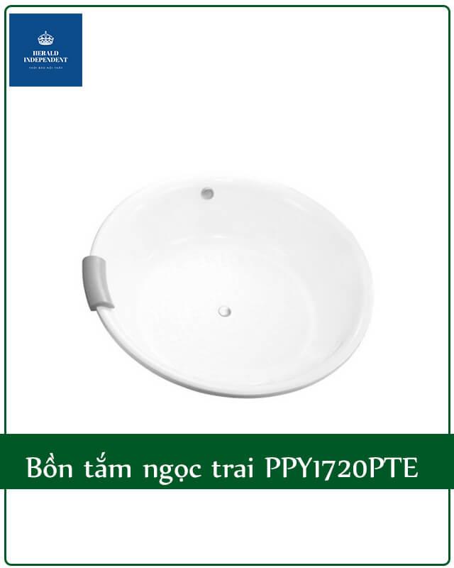 Bồn tắm ngọc trai PPY1720PTE
