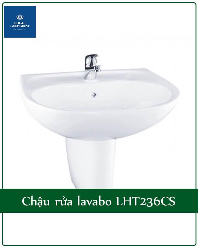 Chậu rửa lavabo LHT236CS