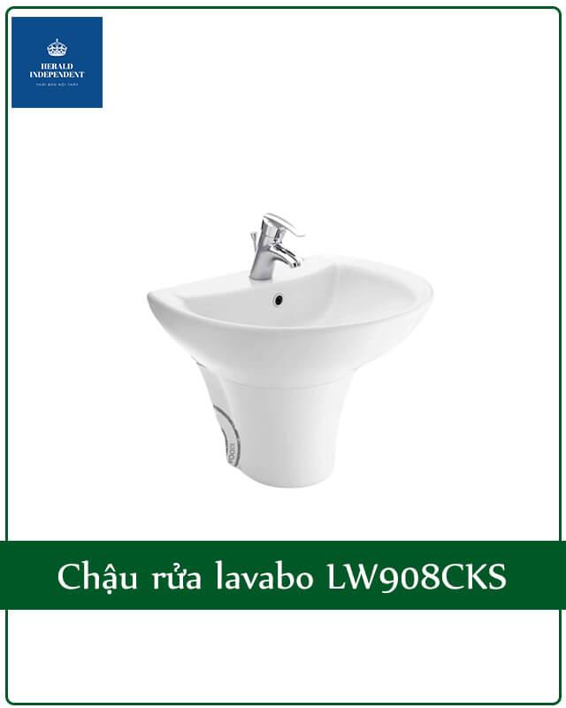 Chậu rửa lavabo LW908CKS