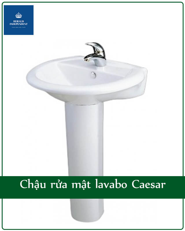 Chậu rửa mặt lavabo Caesar