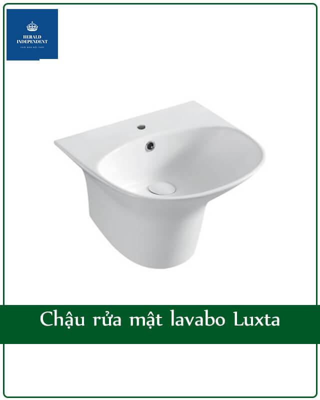 Chậu rửa mặt lavabo Luxta