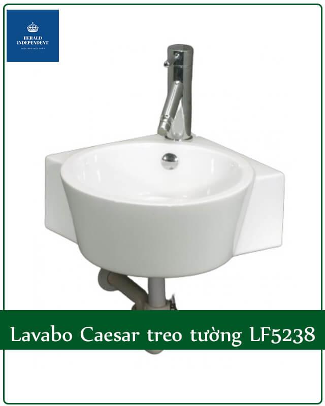 Lavabo Caesar treo tường LF5238