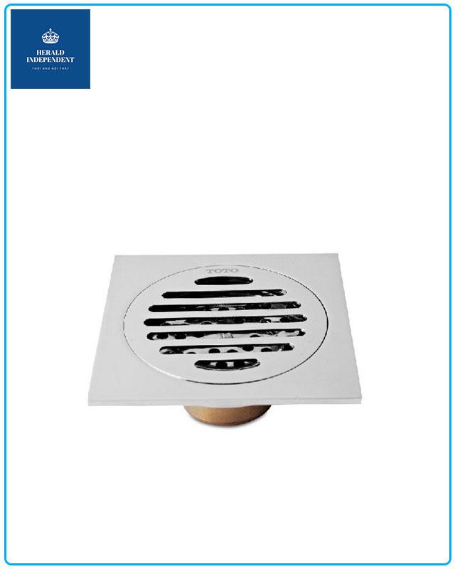Phễu thoát sàn Toto TVBA407 dành cho bồn tắm đứng - vách kính