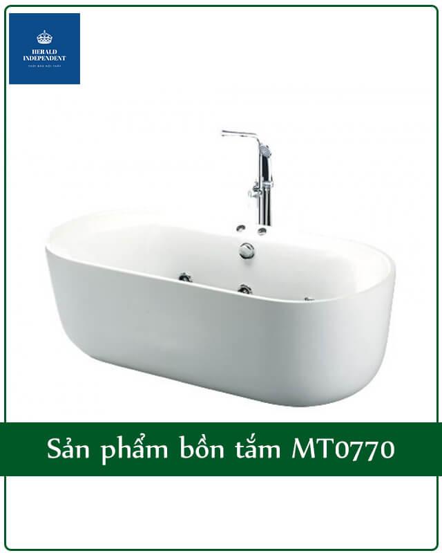 Sản phẩm bồn tắm MT0770