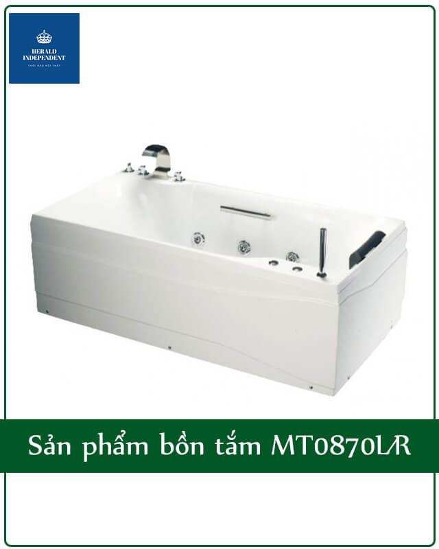 Sản phẩm bồn tắm MT0870L-R