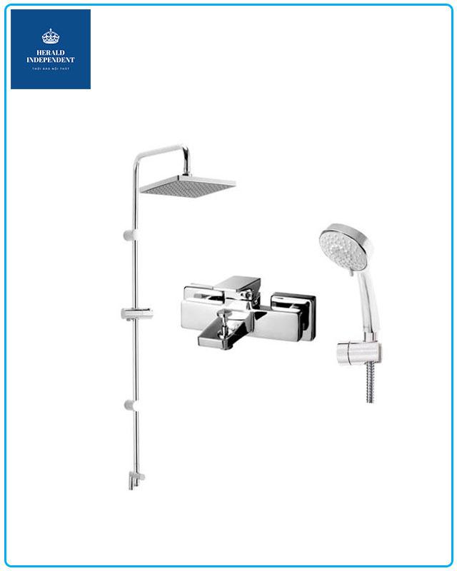 Sen cây tắm nhiệt độ TOTO DM907C1S/TVSM110RUR/DGH108ZR