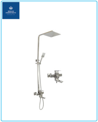 Sen cây tắm nóng lạnh Hita HJ01N dành cho bồn tắm đứng - vách kính
