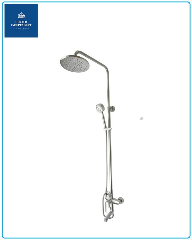 Sen cây tắm nóng lạnh Hita HJ03N dành cho bồn tắm đứng - vách kính